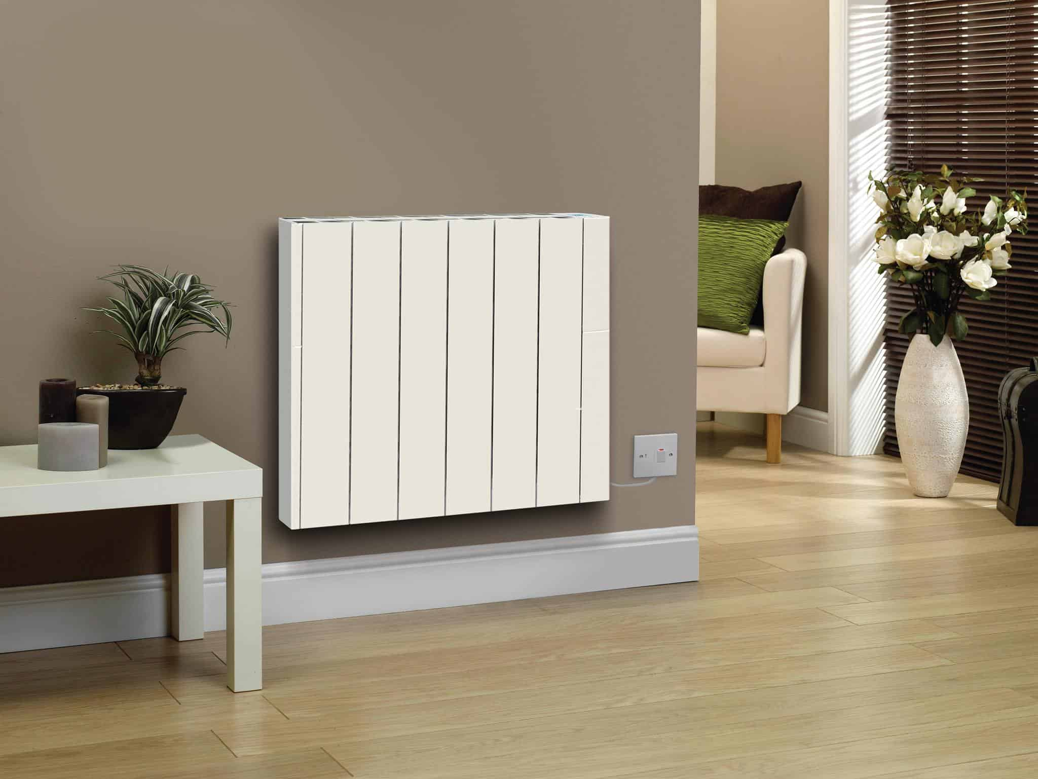 Wifi Controlled Wall Mounted Electric Heaters Glasgow
